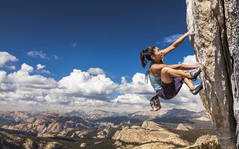 SIERRA rock climber WB