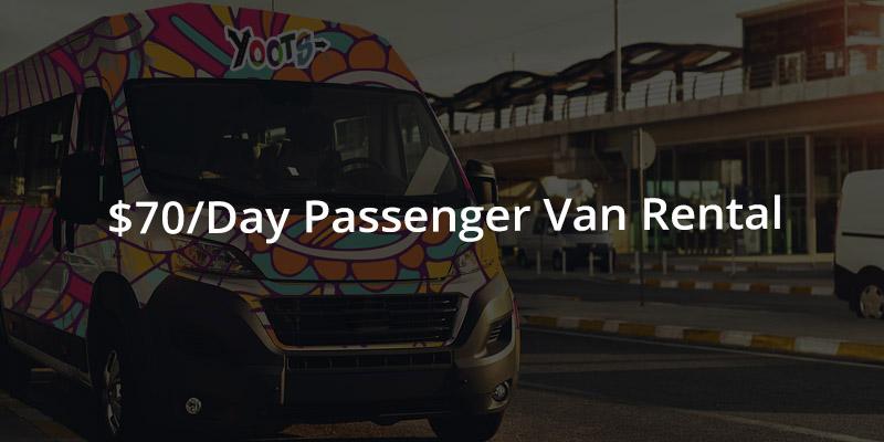 Yoots Passanger Vans